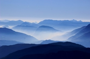 Positive Habit - Happiness - Mountain