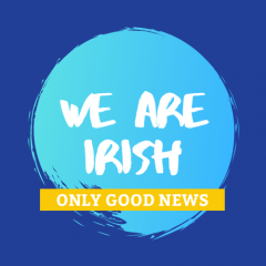 We are Irish logo