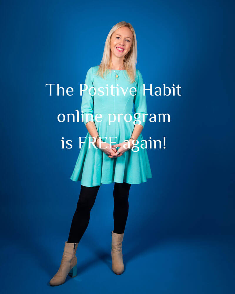 Fiona Brennan - the Positive Habit is Free again